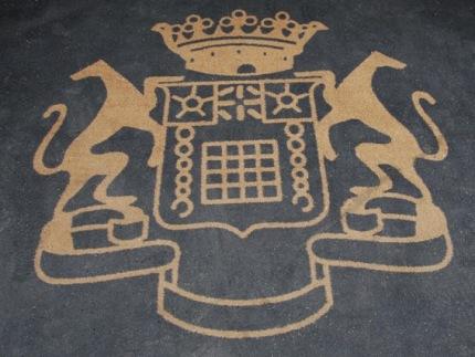 Hôtel Westminster tapis